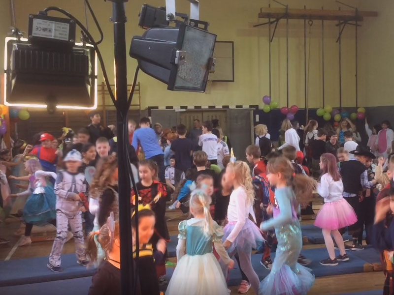 Kindershow Fasching